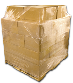 imballaggio plastica stabile